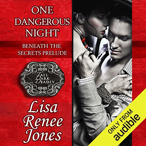 One Dangerous Night audiobook cover art