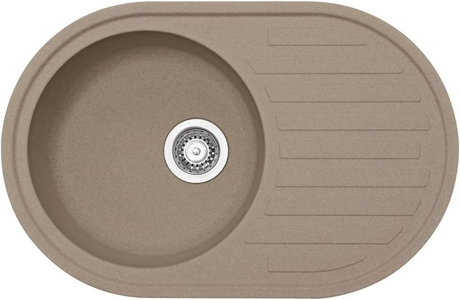 Franke 114.0330.946 Kitchen Charlotte Mall Sink Made of B with Single Direct store Granite A