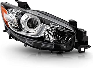 ACANII - For 2013-2016 Mazda CX-5 CX5 Factory Halogen Model Projector Headlight Headlamp Assembly Right Passenger Side