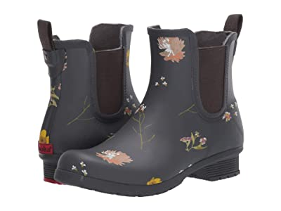 Chooka Flower Press Chelsea (Navy) Women