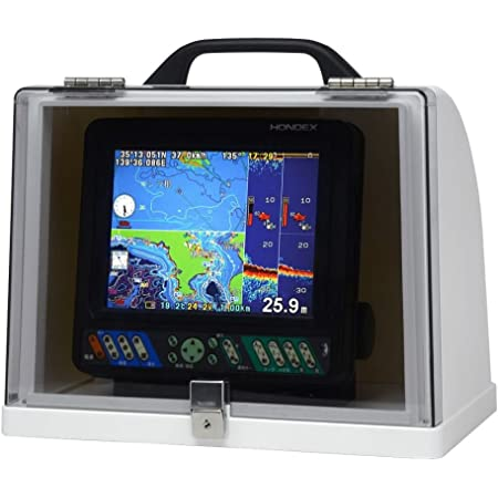 HONDEX(ホンデックス) 魚群探知機 魚探ボックス GB01 (固定取付型)