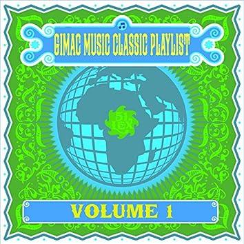 Gimac Music Classic Playlist, Vol. 1
