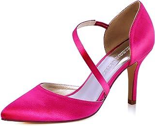 eb389a0021d Amazon.co.uk: Pink - Court Shoes / Women's Shoes: Shoes & Bags