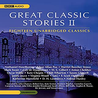 Great Classic Stories II cover art