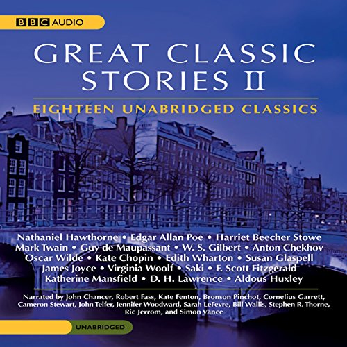 Great Classic Stories II audiobook cover art