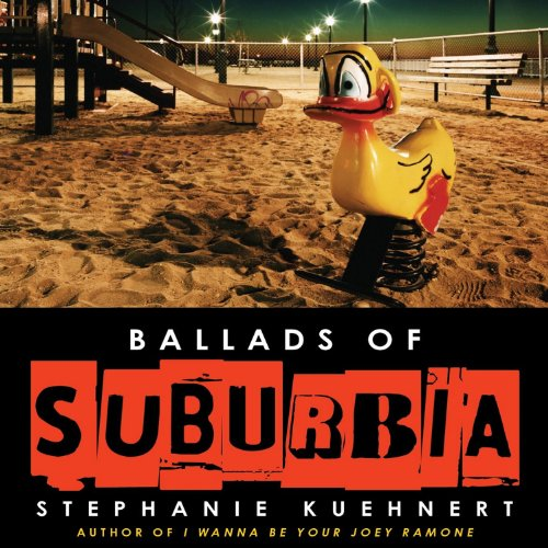 Ballads of Suburbia audiobook cover art