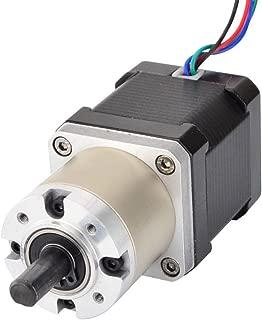 STEPPERONLINE 27:1 Planetary Gearbox High Torque Nema 17 Stepper Motor 3D Printer DIY Camera