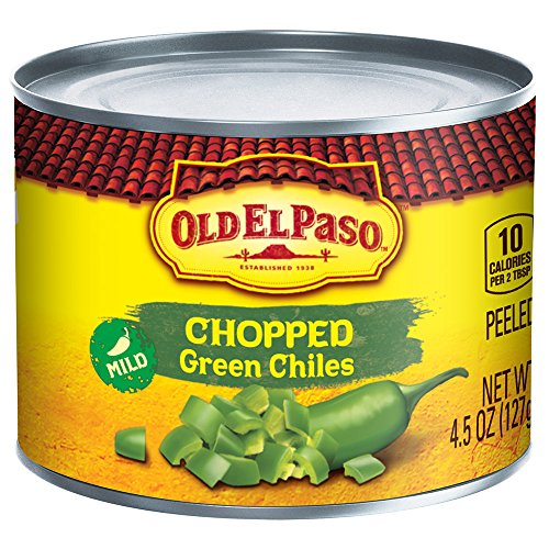 green chili peppers - 6