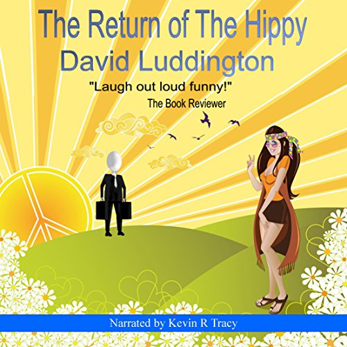 The Return of the Hippy audiobook cover art
