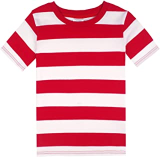Best youth red and white striped shirt Reviews