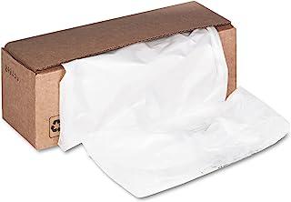 Fellowes 3605801 Shredder Wastebags, 32-38Gal, Ties, 23-Inch x21-Inch x39-Inch , 50/CT, CL