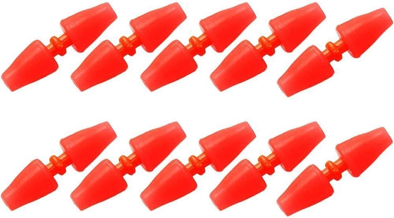 LJZXX Fishing Buoy 10pcs Gifts Dealing full price reduction Rock Sea Rod Anti Wind Cara Bar