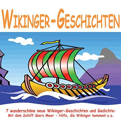 Wikinger-Geschichten für Kinder Titelbild