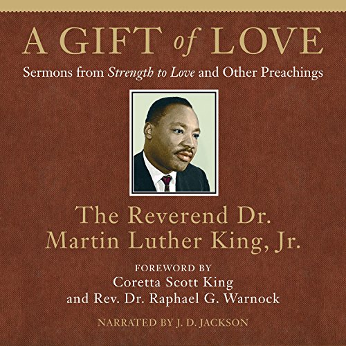 A Gift of Love audiobook cover art