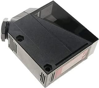 BeMatik - Sensor interruptor célula fotoeléctrica NO+NC 24VDC 250VAC reflector