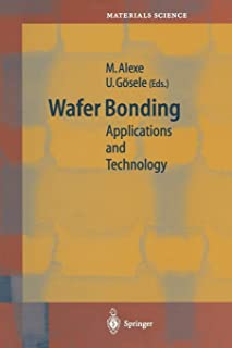 Wafer Bonding: Applications and Technology