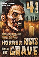 Horror Rises From the Grave - 4 Movies: (Horror Rises From The Tomb / Zombie Flesh Eaters / Zombie Hell House / Night Of The Ghoul)