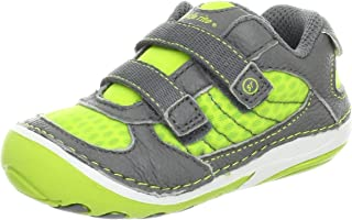Stride Rite Soft Motion Baby and Toddler Boys Ronaldo Athletic Sneaker