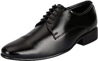 BATA Men's Synthetic Lace- Up Formal Shoe - Black