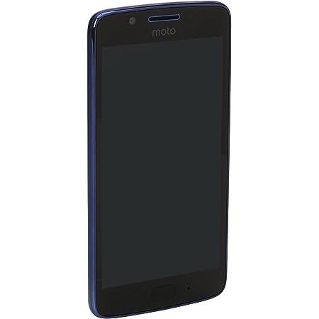 Motorola Moto G5 XT1675 16GB Android (GSM Only, No CDMA) Factory Unlocked 4G/LTE Smartphone International Version (Sapphire Blue)