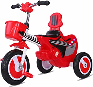 Sports & Outdoors Axdwfd Kids Tricycle Music Bikes 2-7 Years Old