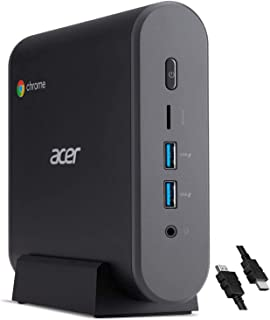 2020 Flagship Acer Chromebox CXI3 Mini Desktop Computer Intel Celeron 3867U 1.8GHz 8GB DDR4 RAM 128GB SSD Intel HD Graphic...