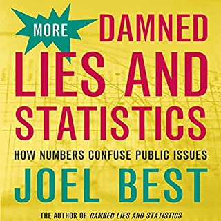 More Damned Lies and Statistics cover art