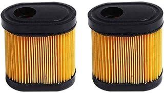 Marks 2pc Segadora Craftsman 65 Filtro for Filtro de Aire for Tecumseh 36905 for Toro Recycler 20016 20017 20018 Segadora Accesorios