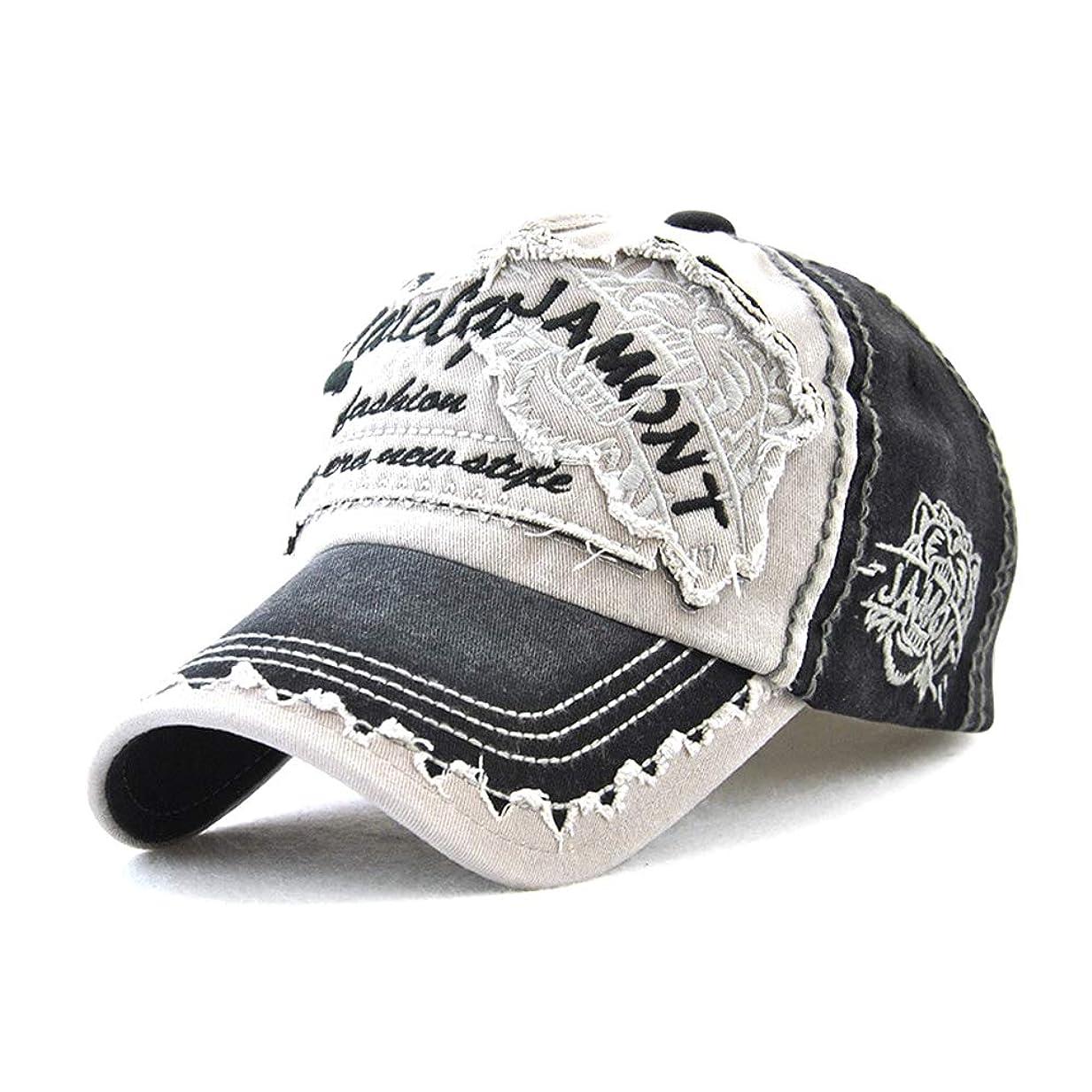 ソース彼女は予備Fintier 男女兼用 タイガーキャト ベースボールキャップ 野球帽 カジュアル CAP 帽子 アウトドア スポーツ キャップ 帽子 メンズ レディース