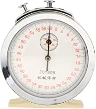 Maserfaliw Mechanical Stopwatch Sar546 60s 0.1s Mechanical Stopwatch Chronograph Physics Teaching Aid Lab Instrument, Competition, Experiment, Daily Life.
