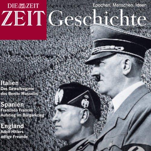 『Europas Weg in den Faschismus (ZEIT Geschichte)』のカバーアート