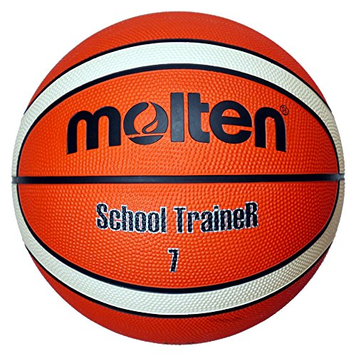 Molten Basketball, Orange/Ivory, 7