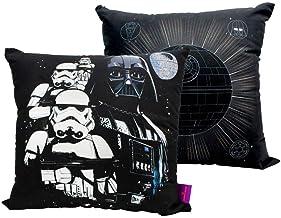 Almofada Aveludada Darth Vader Death Star Wars 40 x 40 cm