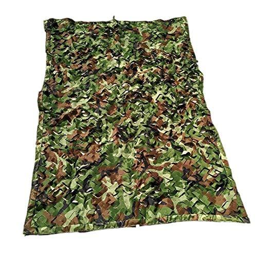 Carl Artbay luifelzeil jungle-modus camouflagennet ademend Oxford doek zonnescherm opvouwbaar duurzaam camouflagennet multiformaat optioneel (maat: 4 * 6m) camouflagenet 3*4m