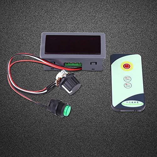 Controlador de velocidad de 6V 12V 24V, regulador de motor, motor PWM DC para lámparas DC para motor de cepillo DC