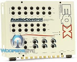 AudioControl EQX Pre-Amp Equalizer Crossover White