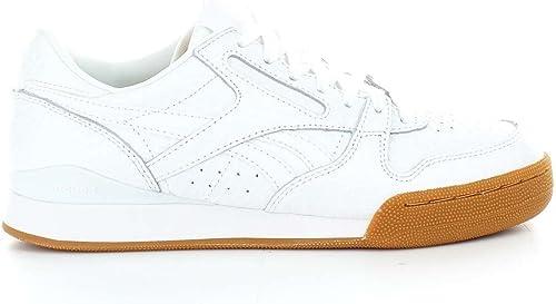 Reebok Phase I Pro EMB Chaussures de Cross Femme, Blanc (blanc Gum 000) 37 EU