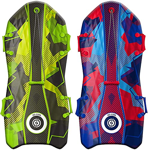 """Sno-Storm 50"""" Vipernex Snow Sled 2-Pack"""