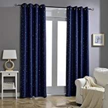 Best Galaxy Bedroom Curtains of 2020 - Top Rated & Reviewed