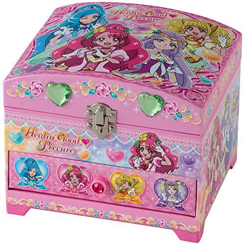 Sunstar Stationery Secret Lovely Box Healing Pretty Cure 7074310A
