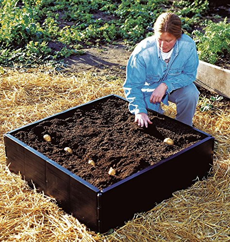 GARLAND RAISED GROW BED - GREAT FOR BIGGER, EARLIER & HEALTHIER CROPS!