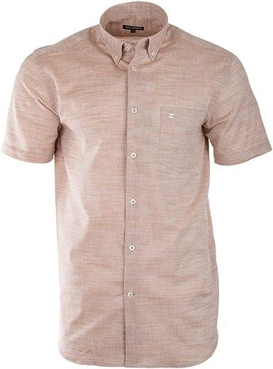Ted Lapidus - Camisa Casual - Manga Corta - para Hombre ...