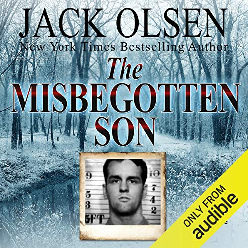 The Misbegotten Son audiobook cover art