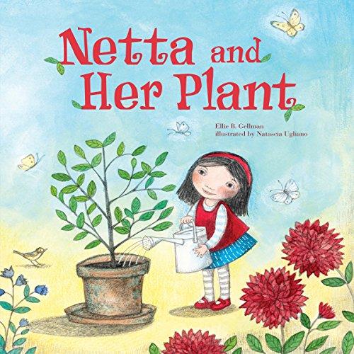 Netta and Her Plant copertina