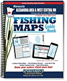 Alexandria Area & West Central Minnesota Fishing Map Guide (Fishing Maps from Sportsman s Connection)
