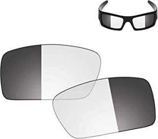 Galvanic Replacement Lenses for Oakley Gascan Sunglasses - Multiple Choices