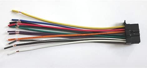 ConPus Pioneer Wire Harness for Deh-12E Deh-22Ub Deh-2200Ub Deh-3200Ub Deh-P4200Ub AD132