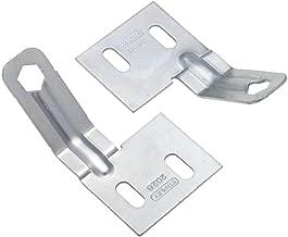 National Hardware N344-895 Folding Door Aligner, Steel, Zinc Plated, 0