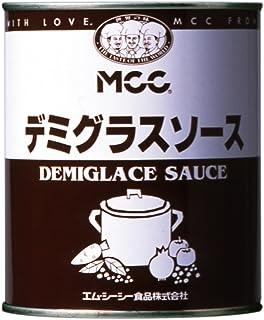 【常温】 エム・シーシー食品 デミグラスソース 2号缶 840g 業務用 ソース