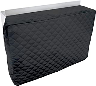 Sturdy Covers Indoor AC Cover Defender - Insulated Indoor Air Conditioner Unit Cover (Black, 14 x 21 x 4)